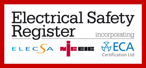 Electrical Safety Register | incorporating Elecsa, NICEIC, ECA Certification Ltd